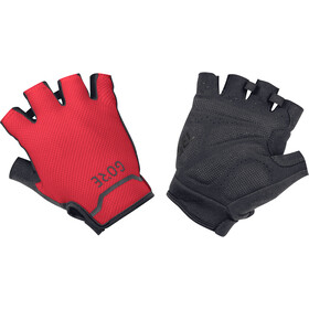 GORE WEAR C5 Short Finger Gloves black/hibiscus pink
